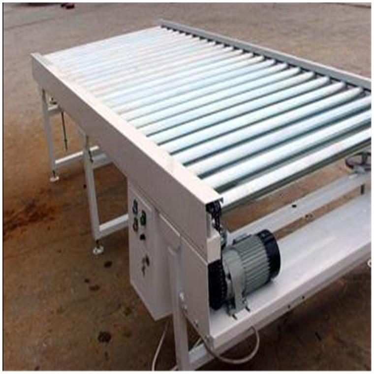 廠家直銷非標定制不銹鋼輸送無動力滾筒輸送機