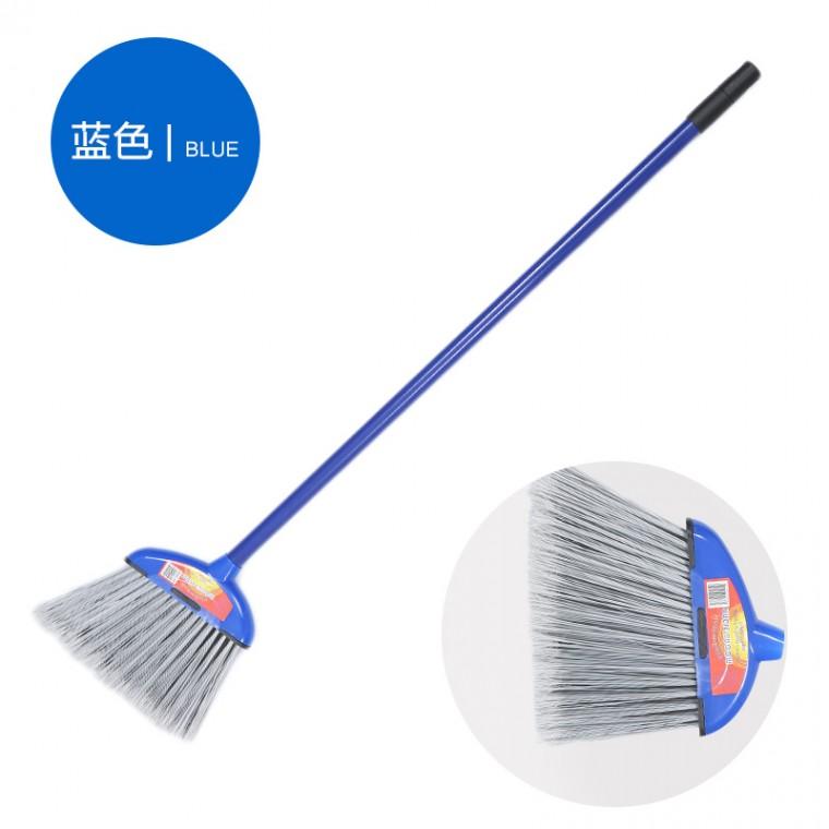 软毛加厚不锈钢杆扫帚魔法扫把 耐用质量好