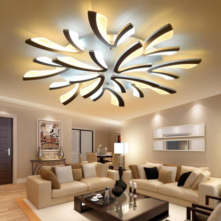 簡約臥室燈
