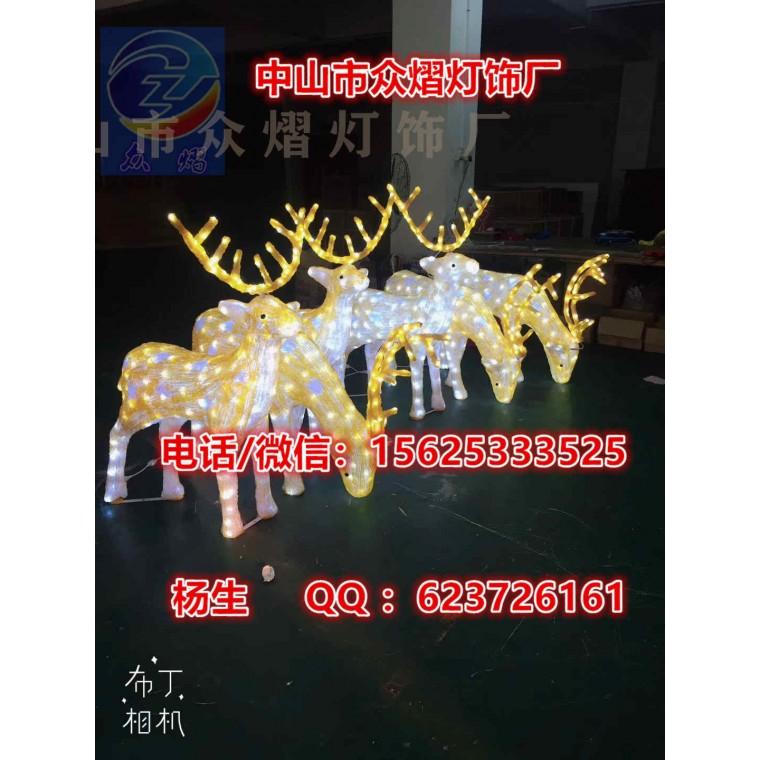鹿子一家親 LED動物燈 3D猴子 滴膠造型燈 圣誕裝飾燈