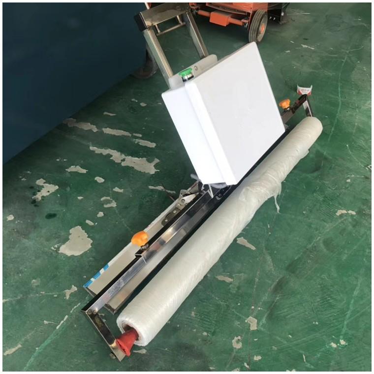 直銷混凝土覆膜機 高頻率振動蓋膜機 混凝土水泥路面蓋膜機