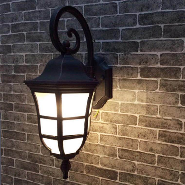 歐式流星壁燈