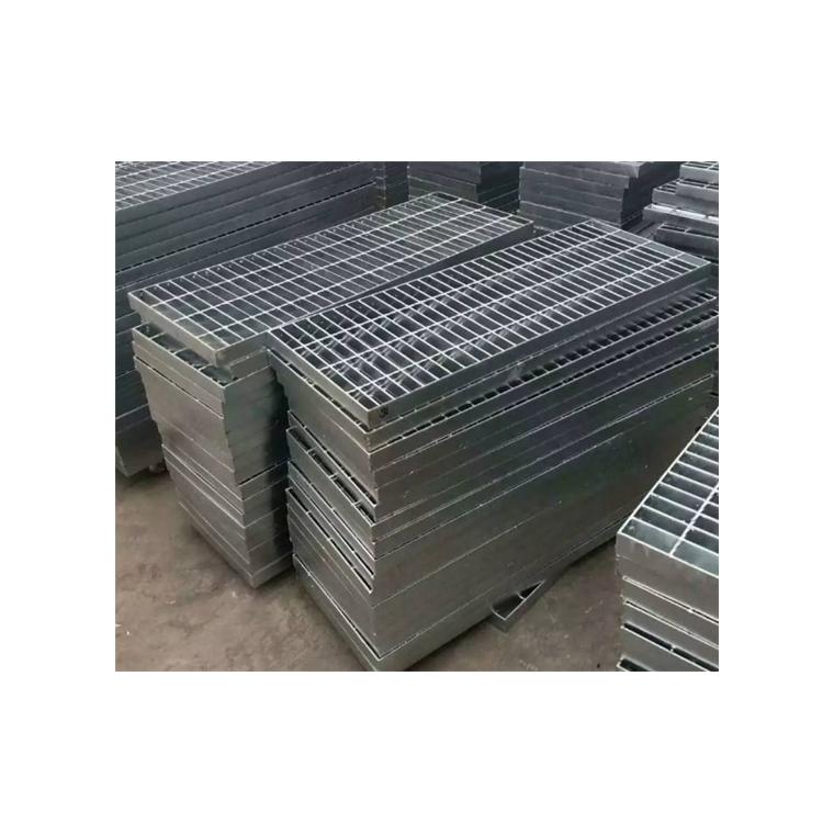 生产钢格板 镀锌钢格
