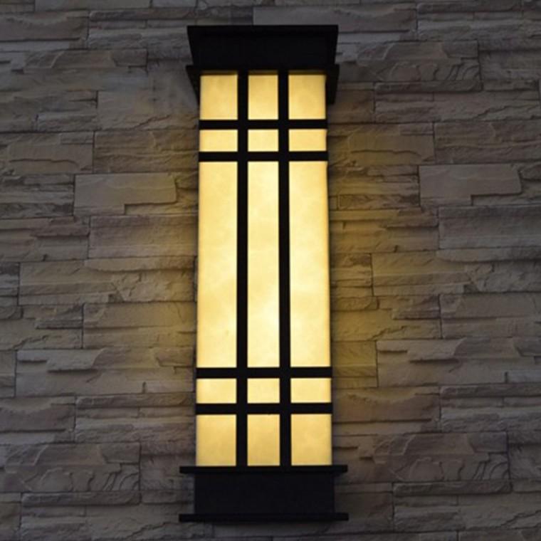 仿云石壁燈