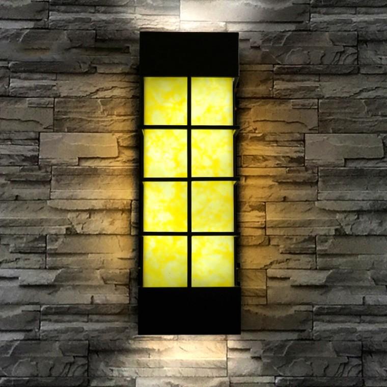 復古防水LED壁燈