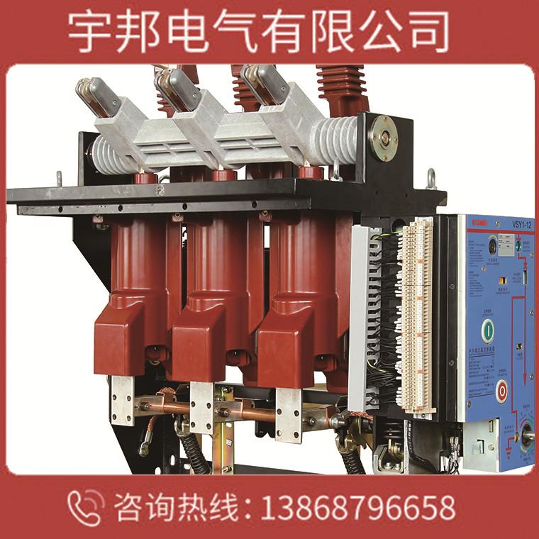 廠家專業批發戶內交流高壓隔離真空斷路器負荷開關動式 隔離開關