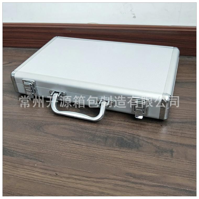 铝合金防震手提仪器配件箱