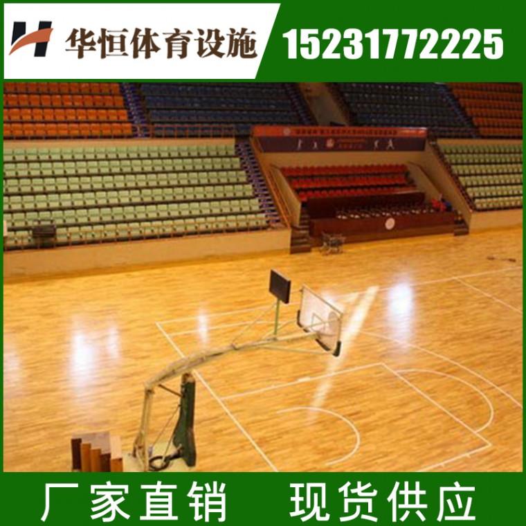 優質供應羽毛球館木地板