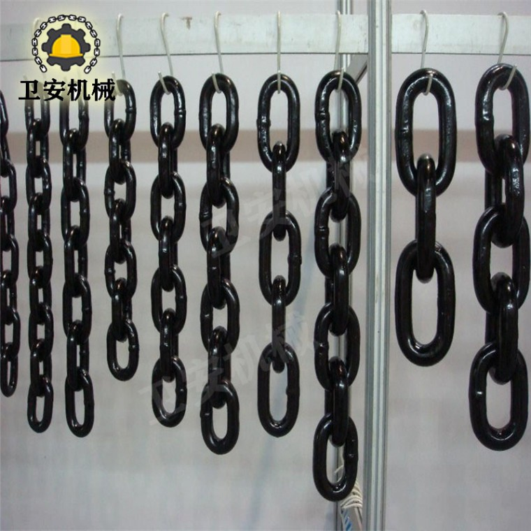 廠家專業生產礦用高強度34x126刮板機大鏈 堅實耐磨