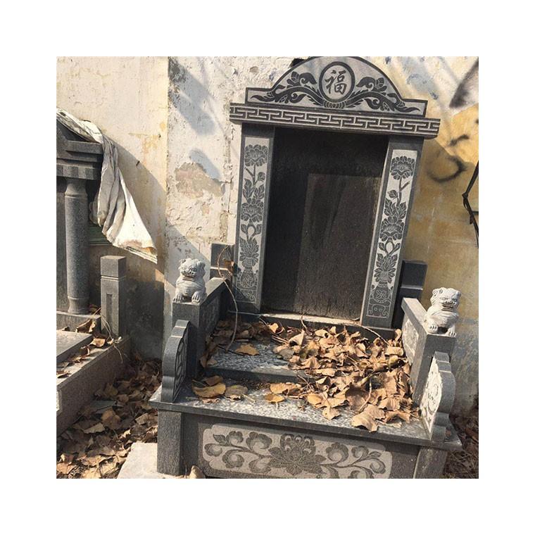 青石墓碑加工