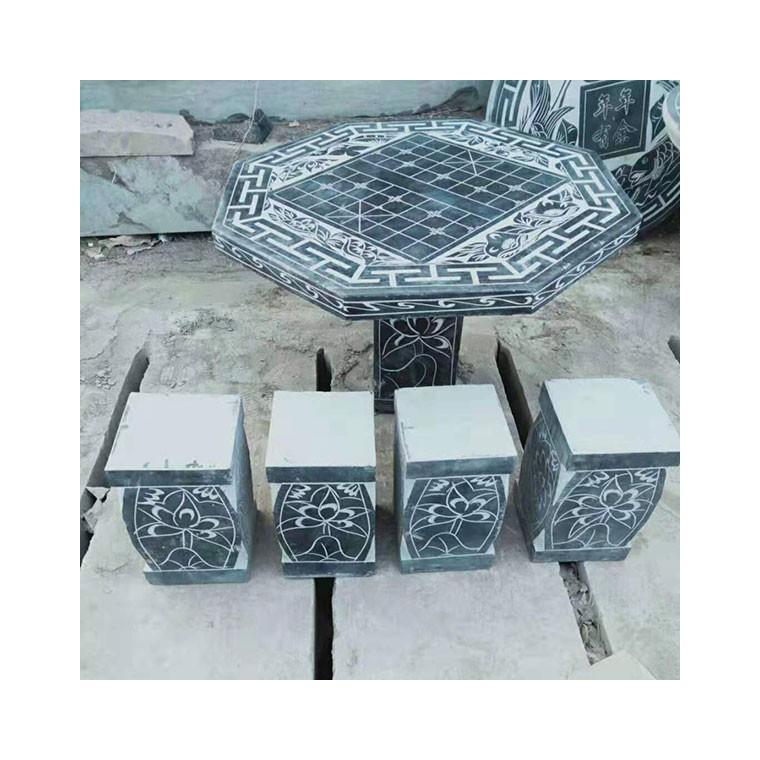 石桌石凳加工