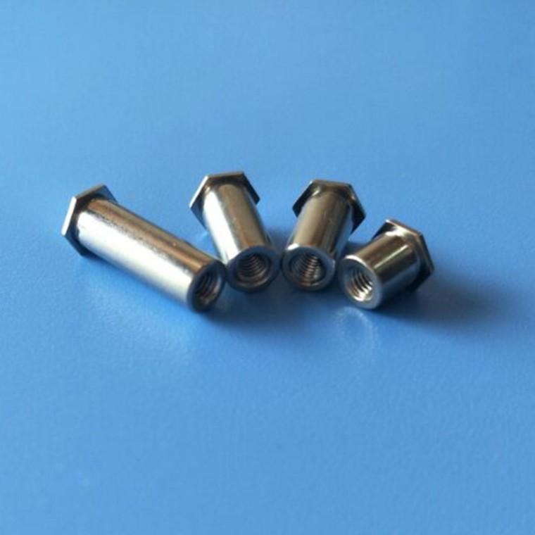 不銹鋼盲孔壓鉚螺柱