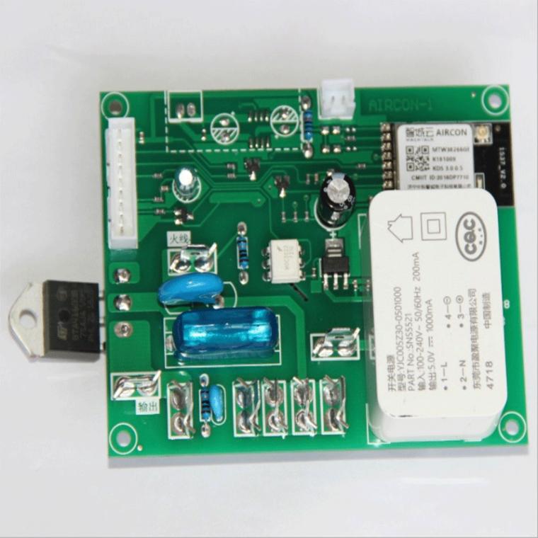 愛凱專業生產研發各類電暖器電控板