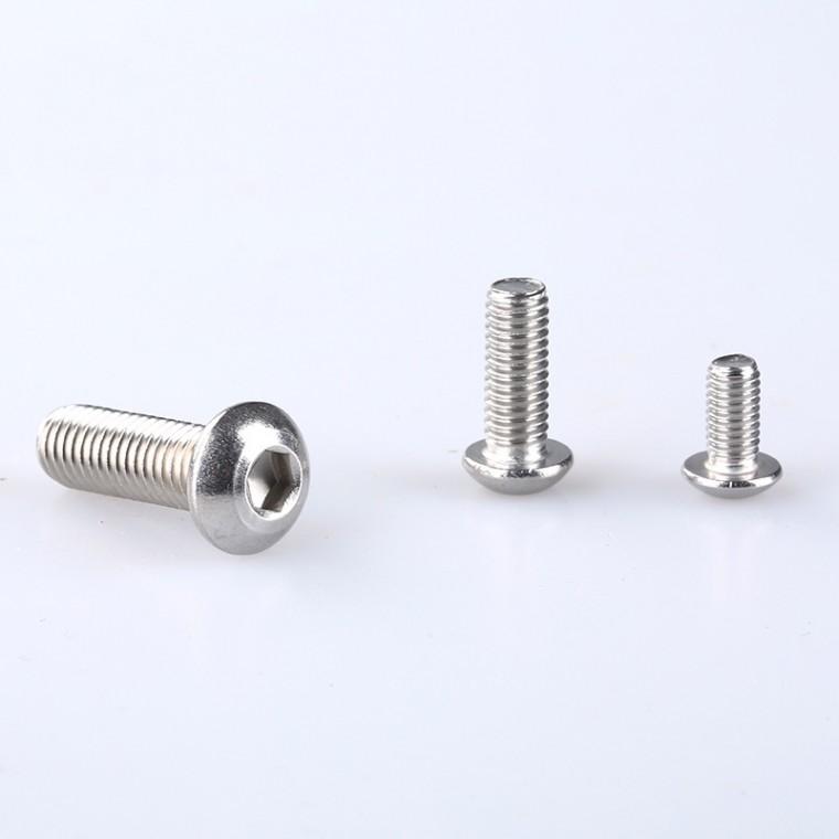 304 不銹鋼內六角螺釘