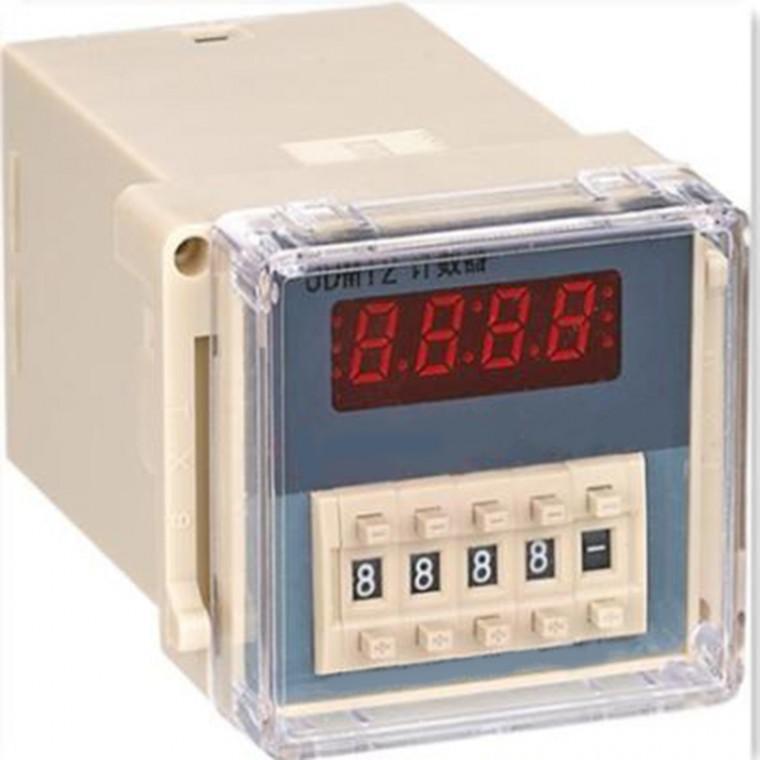电子式计数继电器