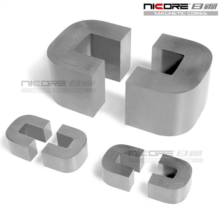 南海矽鋼鐵芯c型硅鋼鐵芯 CD型鐵芯 尺寸精準公差小來圖定制