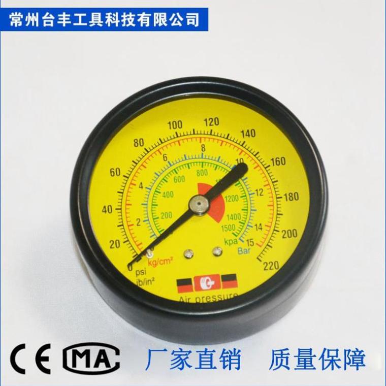 Y80輪胎壓力表