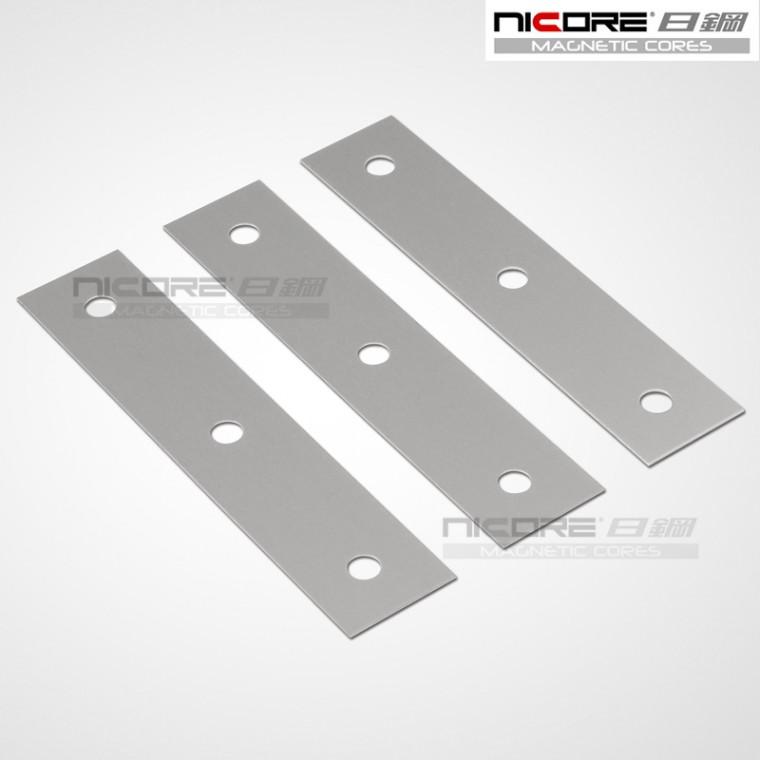 南海矽鋼鐵芯電抗器鐵芯 塊狀鐵芯 尺寸精準公差小來圖定制
