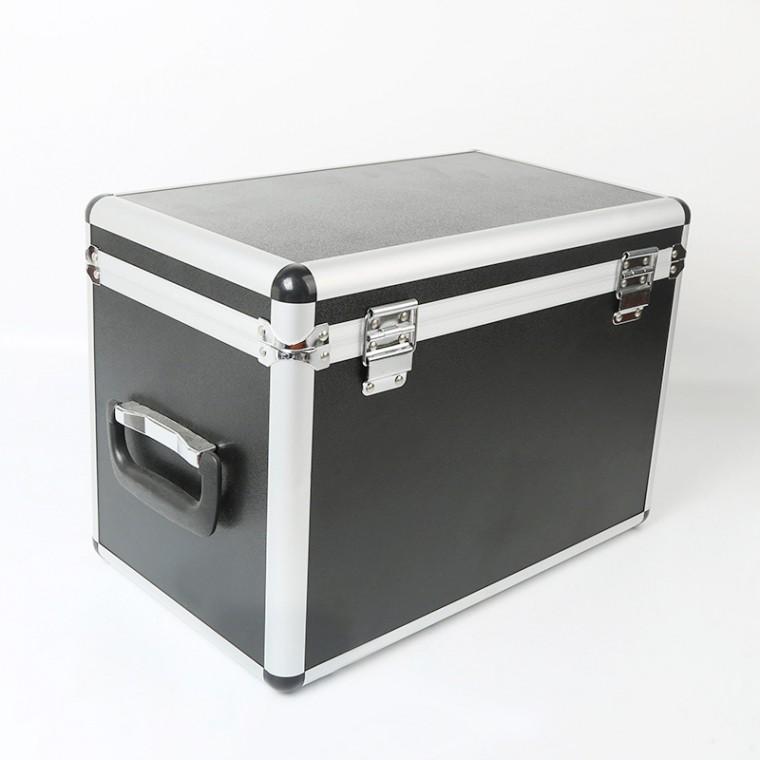 鋁合金一體鋁箱EVA防震墊