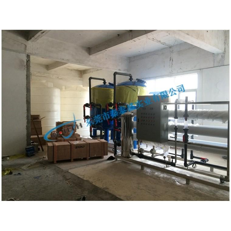 高纯水制取设备 离子