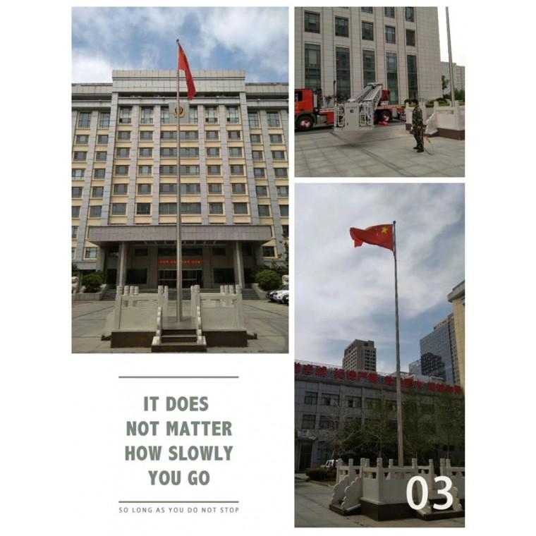 上海浦东旗杆厂家 专