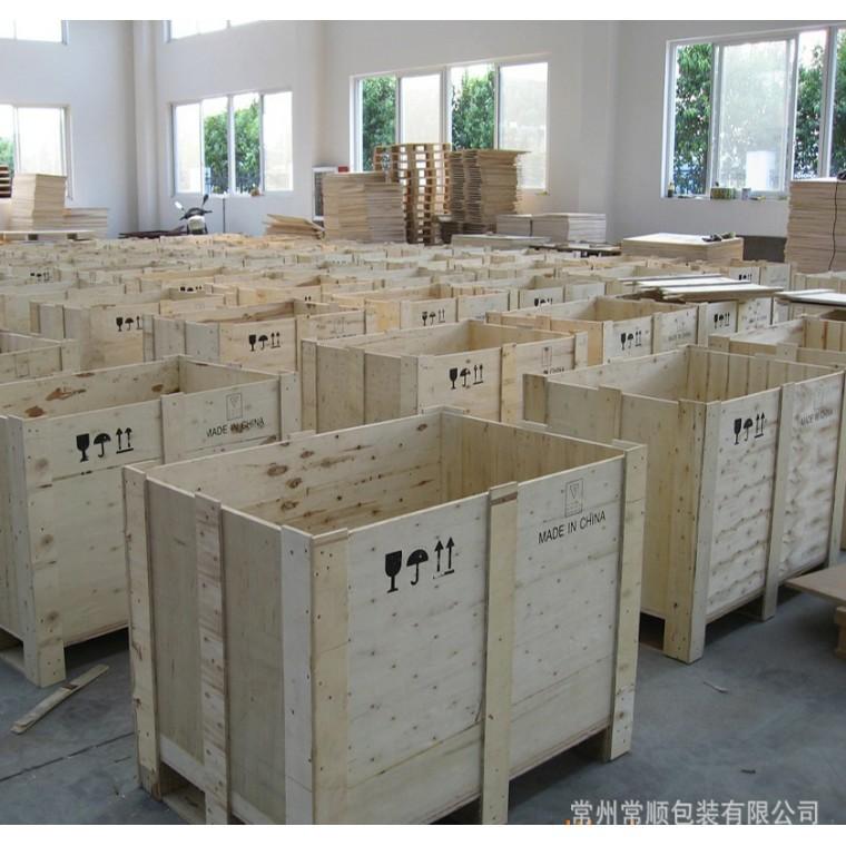 可拆卸式木箱