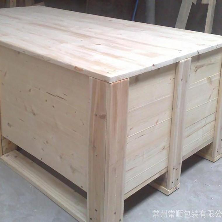 免熏蒸膠合板木箱