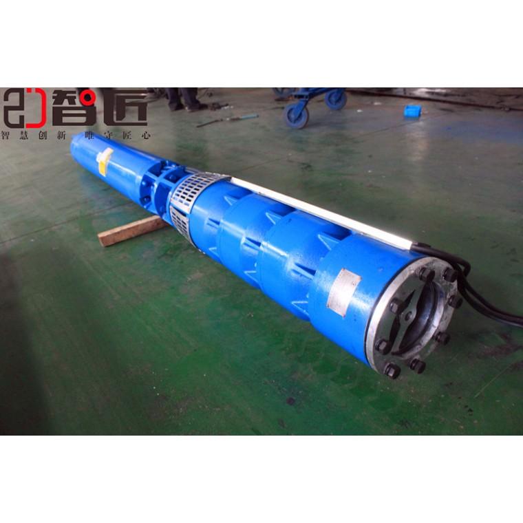 多级深井潜水泵,铸铁