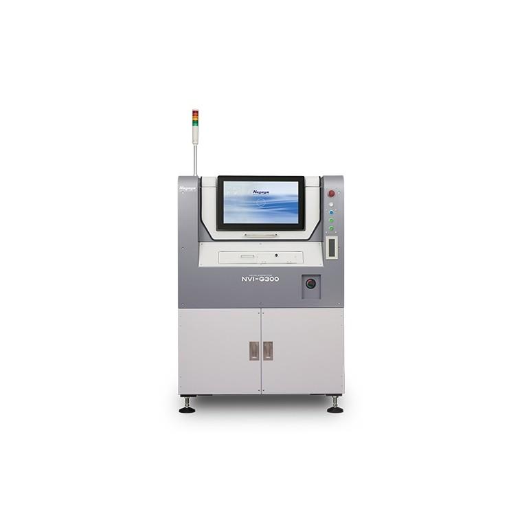 焊锡外观检查机NVI-G300是检查焊锡状态的AOI检测仪