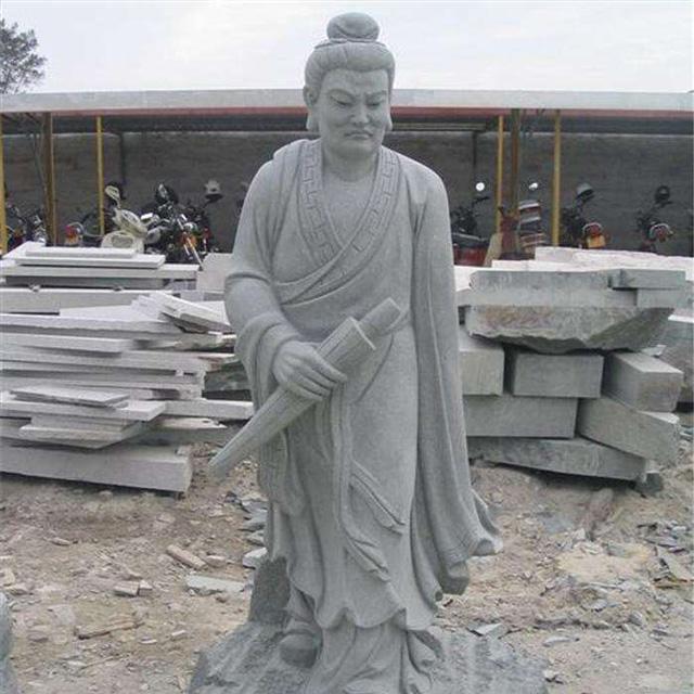 人像工艺石雕