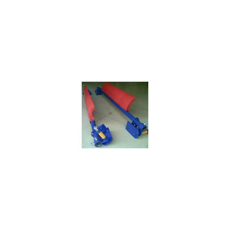 H型聚氨酯清扫器  头部一道聚氨酯清扫器 高分子自调型清扫器