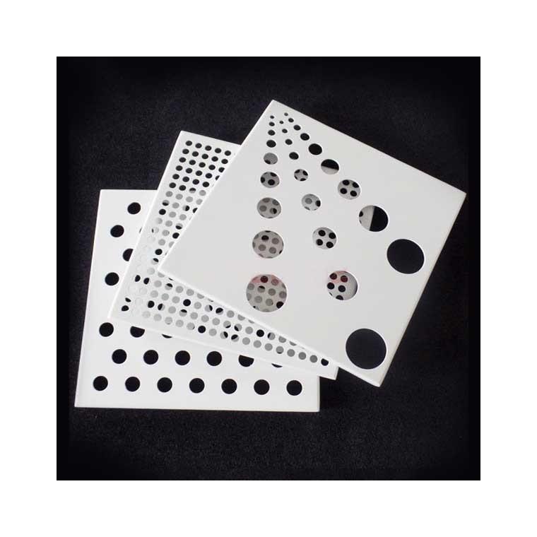 南京氟碳冲孔铝单板供