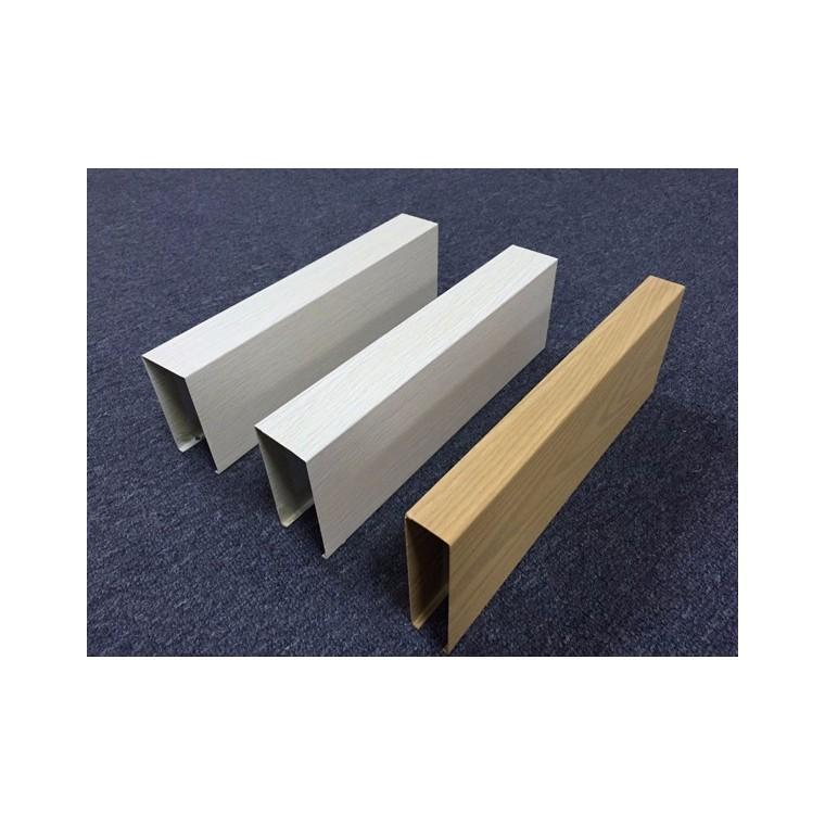 南京U型铝方通铝单板