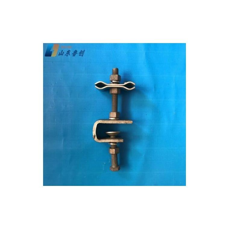 厂家批发定做ADSS/OPGW杆塔用引下线夹