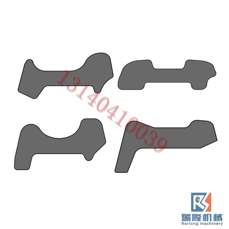 瑞隆机械冷拉型钢定制传动链接结构异型型钢厂家定制热轧异型钢