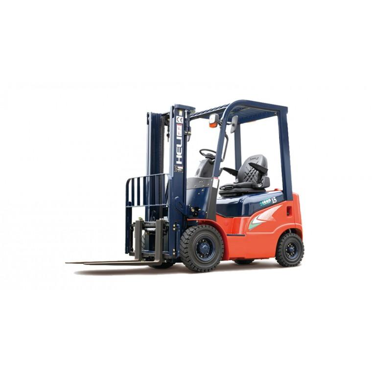 G系列 1-1.8噸柴油/汽油/液化氣平衡重式叉車