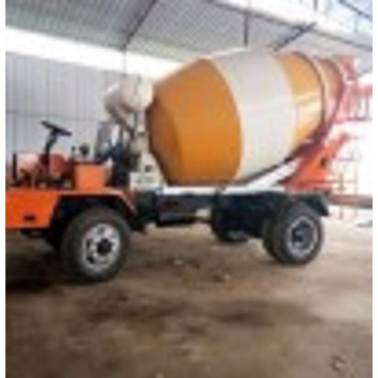 工程建设搅拌混凝土运