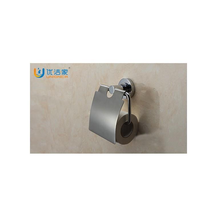 五金衛浴掛件定制 專供浴室衛生間仿古全銅紙巾架