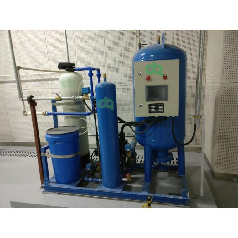 智能加藥軟化真空排氣定壓機組