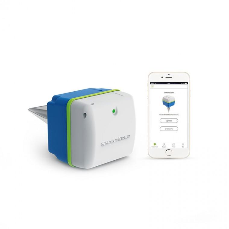 SmartSolo節點式震動數據采集裝備