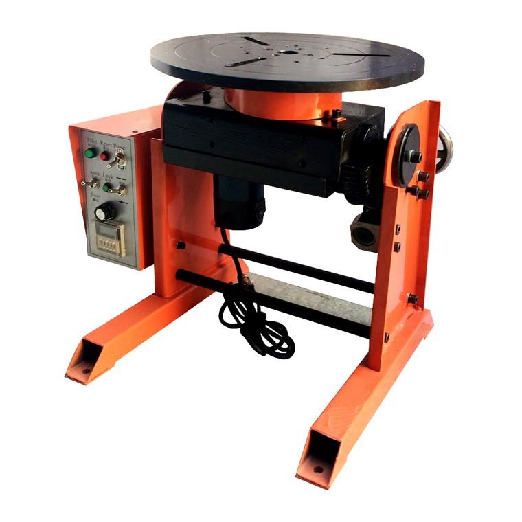 30公斤轉盤法蘭 焊接旋轉臺 焊接變位器