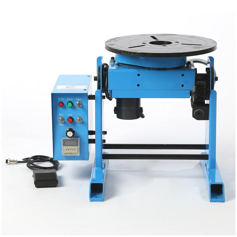 50kg焊接變位器 焊接旋轉工作臺 翻轉臺