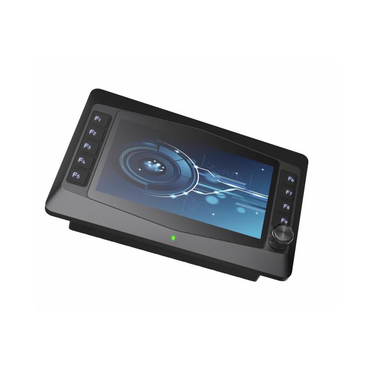 工業顯示屏,CAN總線車載顯示屏,工程機械觸摸顯示屏
