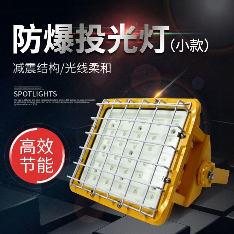 廠家直銷LED小型智能防爆燈,加油站投光燈,照明路燈,投射燈