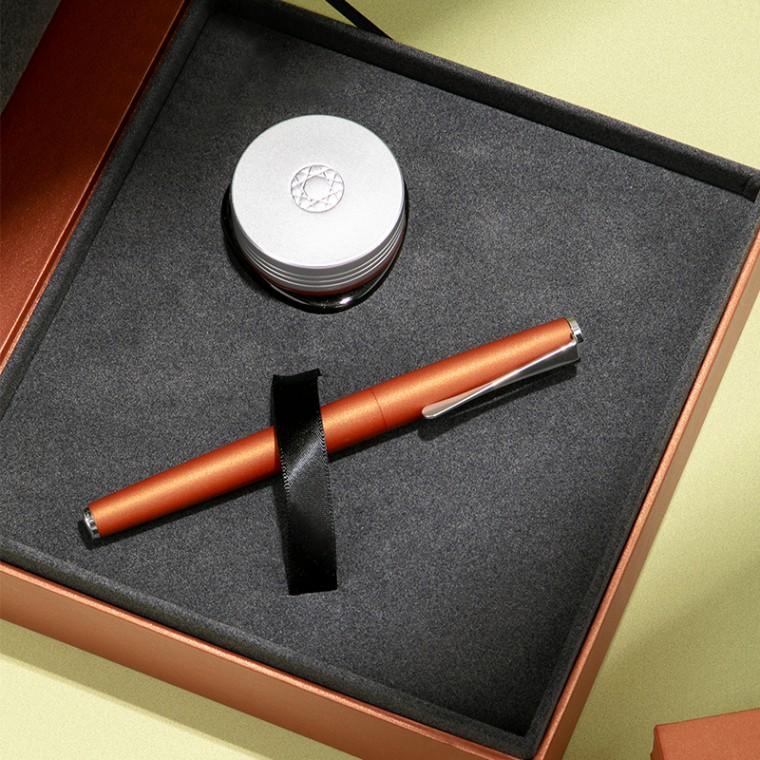 享图 钢笔礼物送礼女生专用复古款女士精致小仙女练字笔