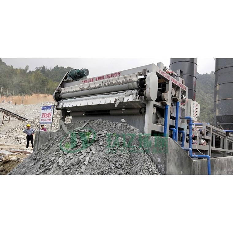打桩污泥干排机建筑污