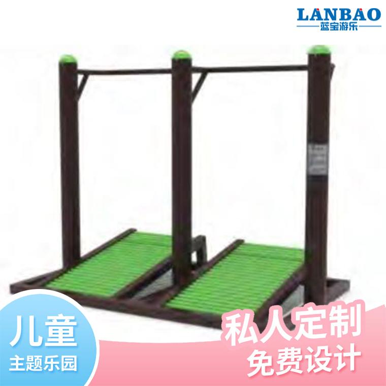 健身器材晃板搖板蕩板小區學校游樂設備健身器材普通型晃板