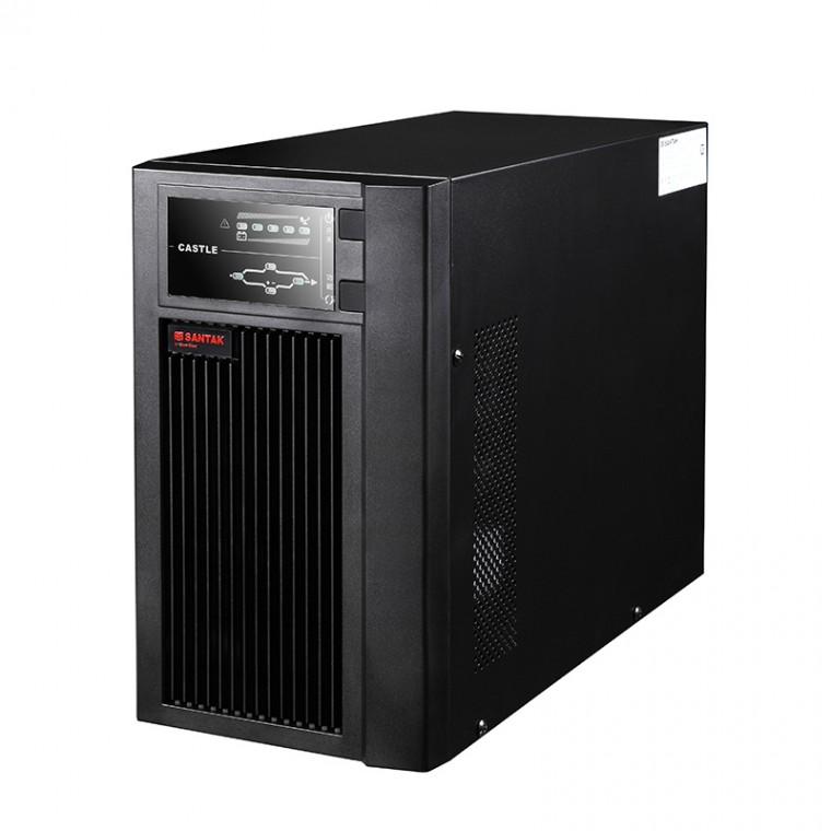 山特C2K ups不间断电源在线稳压2000VA-1600W