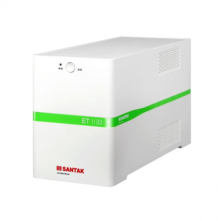 山特ET1100 ups不间断电源备用1100VA-600W