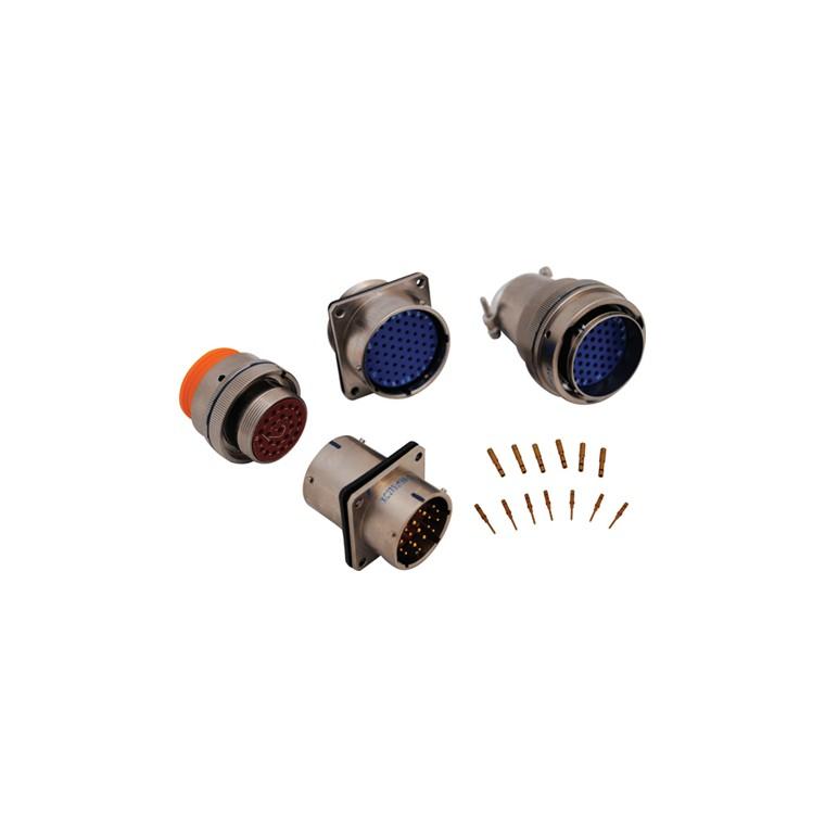 XC系列圓形電連接器(航空插頭)